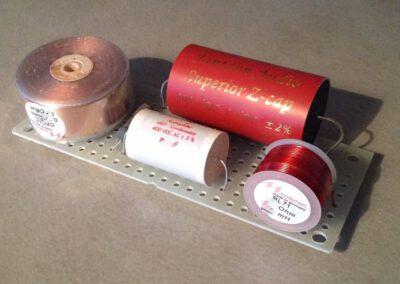 Erster Betonlautsprecher - modell PASO 3