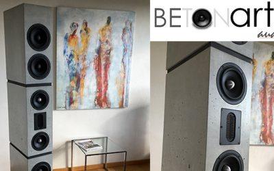 BETONart-audio Vorstellung auf Beton.org