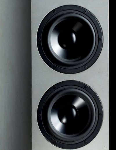 DIVERSA Betonlautsprecher Concrete Loudspeakers 13
