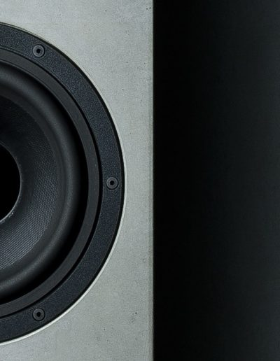 DIVERSA Betonlautsprecher Concrete Loudspeakers 12