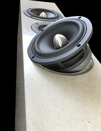 BETONart-audio SYNO Tiefmitteltöner
