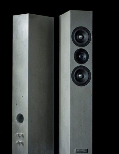 BETONart-audio modell SYNO v+h