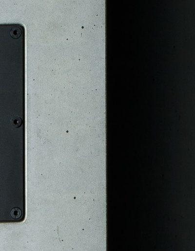 BETONart-audio  modell DIVERSA - AMT Hochtöner