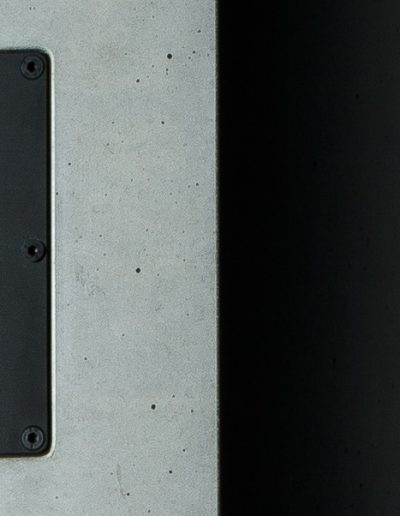 DIVERSA Betonlautsprecher Concrete Loudspeakers 9