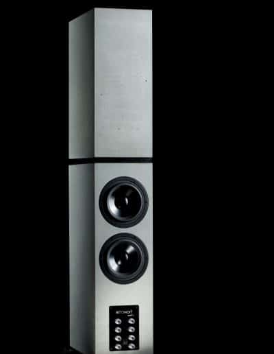 DIVERSA Betonlautsprecher Concrete Loudspeakers 10