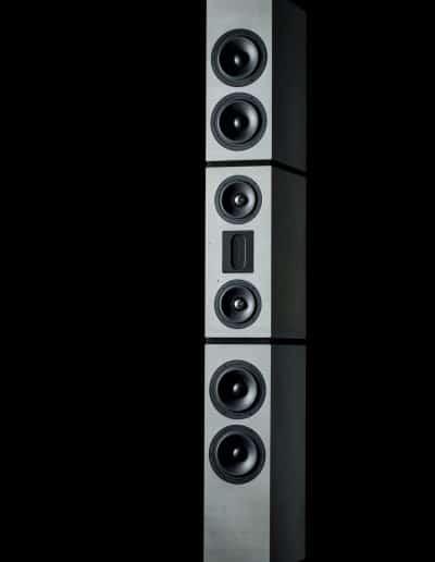 BETONart-audio modell DIVERSO Teilaktiv