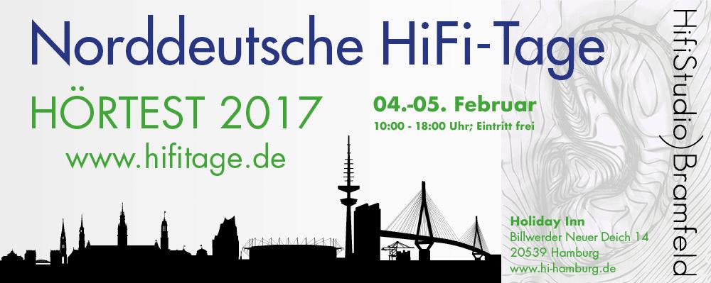 BETONart-audio auf den Norddeutschen HiFi-Tagen `17 in Hamburg 1