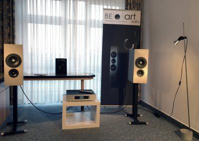 BETONart-audio auf den Norddeutschen HiFi-Tagen `17 in Hamburg 2