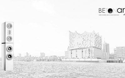 BETONart-audio auf den Norddeutschen HiFi-Tagen `17 in Hamburg