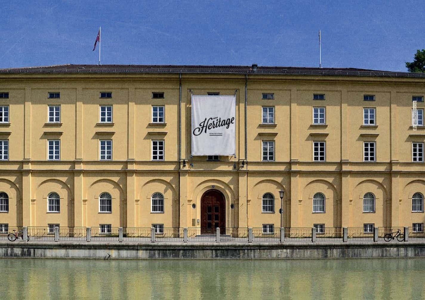 BETONart-audio auf der New Heritage in München - Praterinsel 1