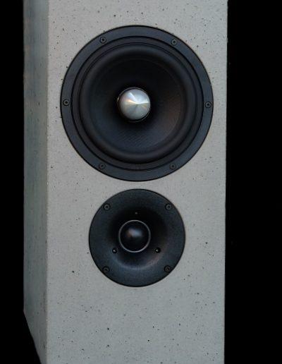 BETONart-audio modell ALPUNTO