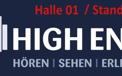 BETONart-audio auf der High End 2017