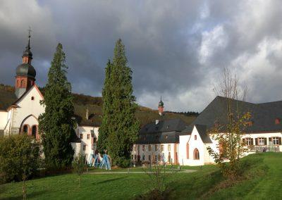 BETONart - audio auf der Fine Art Messe im Kloster Eberbach 2