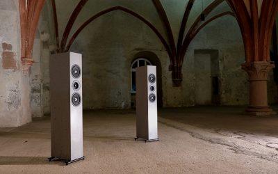 BETONart-audio auf der Fine Art Messe im Kloster Eberbach
