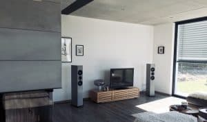 Betonmanufaktur für Lautsprecher - Referenzen
