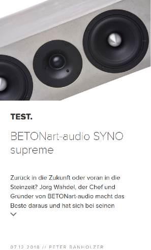 Testbericht SYNO Supreme bei Hifistatement.net 5