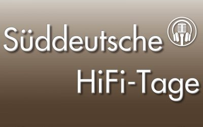 SUEDDEUTSCHE HIFITAGE  2019 – PURE CONCRETE & NATURAL SOUND