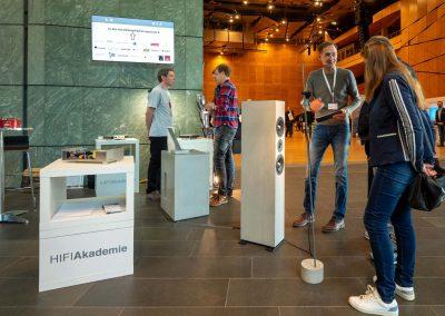 Deutsche Hifi Tage 2019 BETONart audio