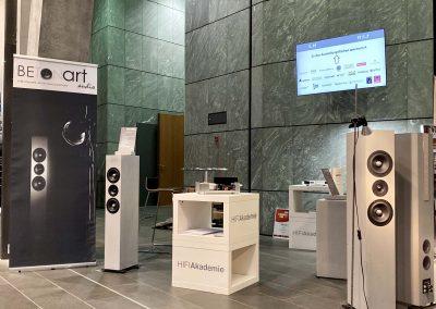 Deutsche Hifitage 2019 Hifiakademie & BETONart audio