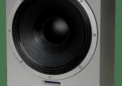 TYRON 21 launched : Aktiver 21 Zoll Beton Subwoofer (1000Watt & DSP) 2