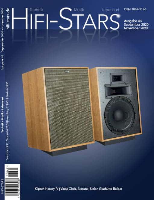 HIFI-STARS bei BETONart-audio und frönt den Klängen der ARRIVATO aktiv 1