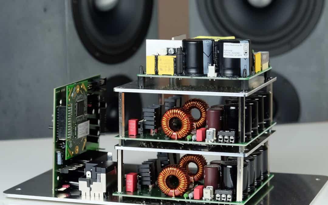 Vollaktiv & Tonstudio Technologie (DSP) & Wireless – Ab sofort für alle Modelle!